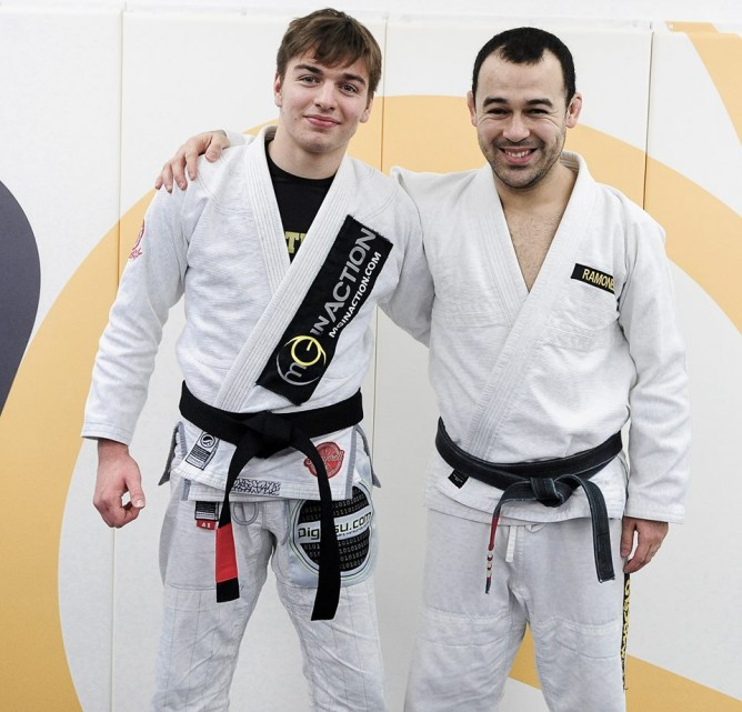 Newly Promoted BJJ Black Belt Gianni Grippo : 'Life ...