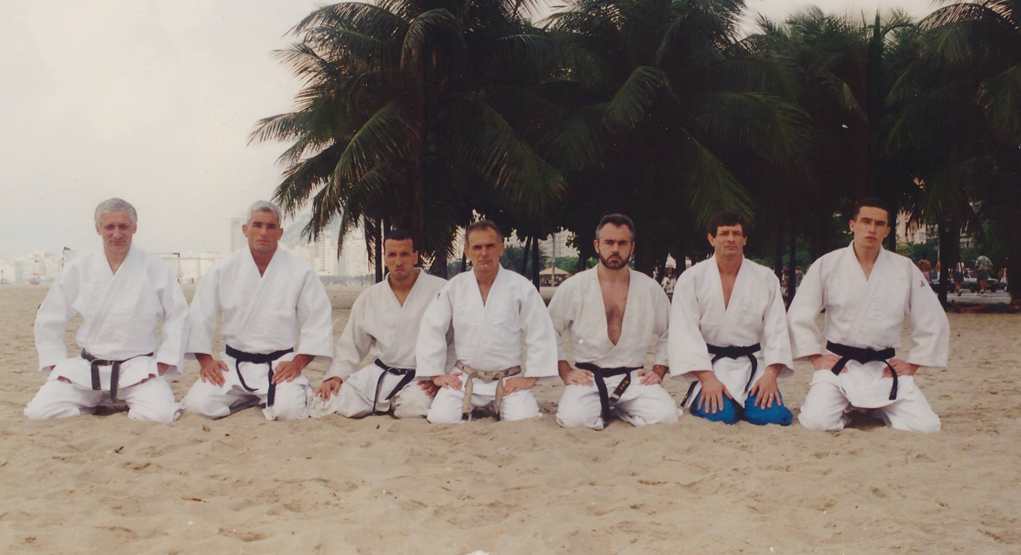 Pioneers: The First Foreigners To Compete At The 1996 Mundials in Rio