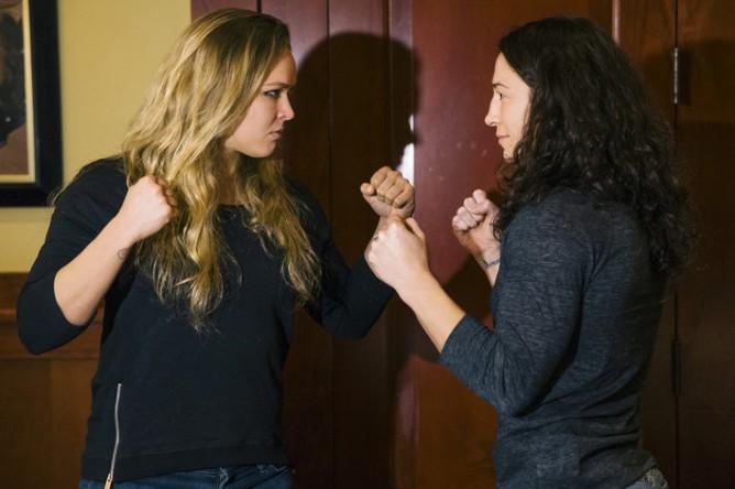 Medallist Ronda Rousey vs Wrestling Olympic Medallist Sara McMannSara Mcmann Olympics