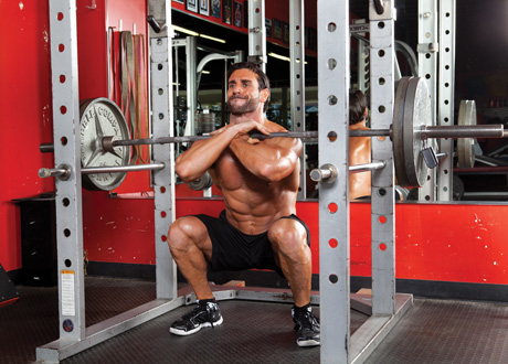 Build Your Guard & Takedown Power: 6 Great Squat Variations
