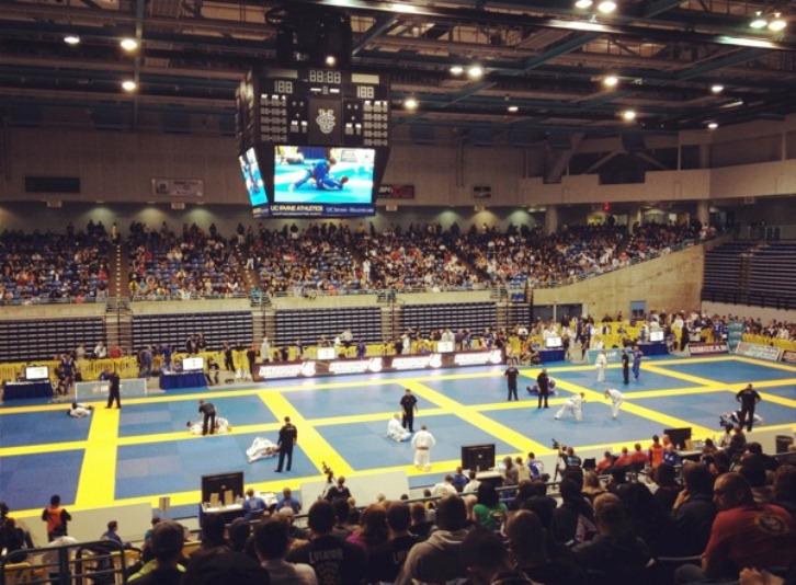 The 2014 Pan Jiu-Jitsu Championship will take place between 12th and