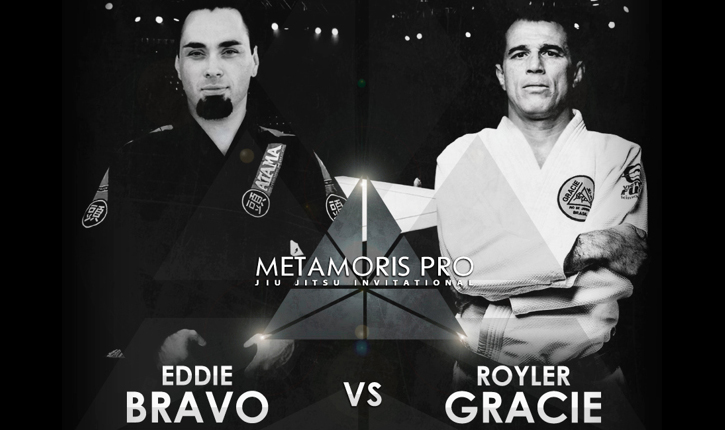 Royler Vs Eddie Metamoris 3 Rematch: Royler Can Grab The Pants, Eddie Can't Grab The Shorts