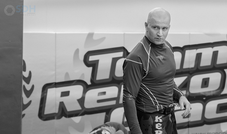 "John Danaher: ""BJJ Players Will Never Reach Their Full Potential Unless They Cross Train In Other Grappling Arts."""