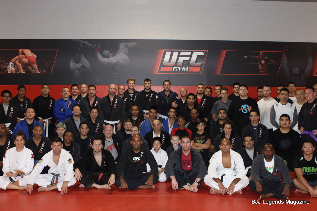 Jiu-Jitsu Plays Central Role In UFC Gym's 106 Worldwide Branches