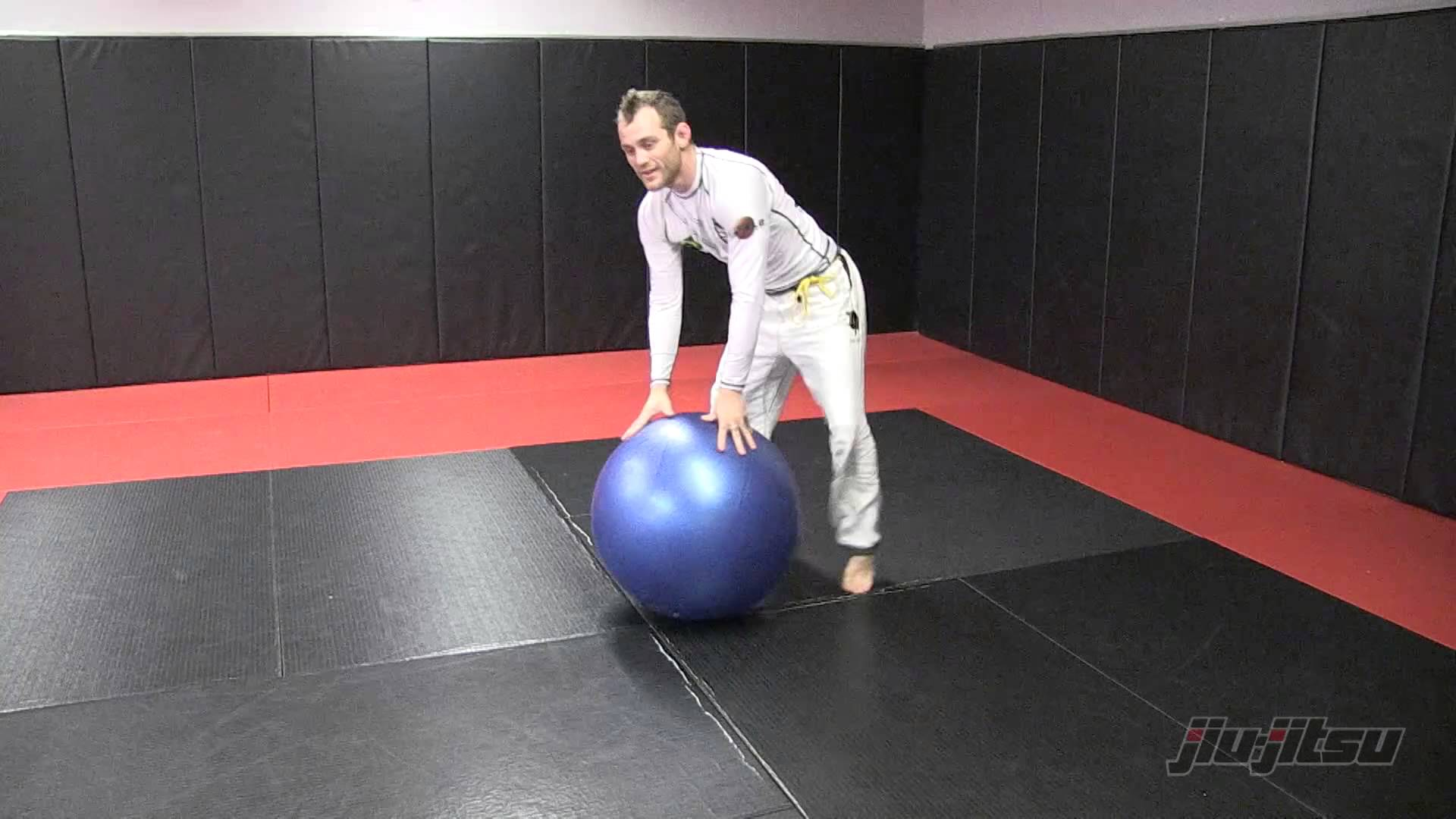 How To Improve Your Jiu-Jitsu With A Stability Ball