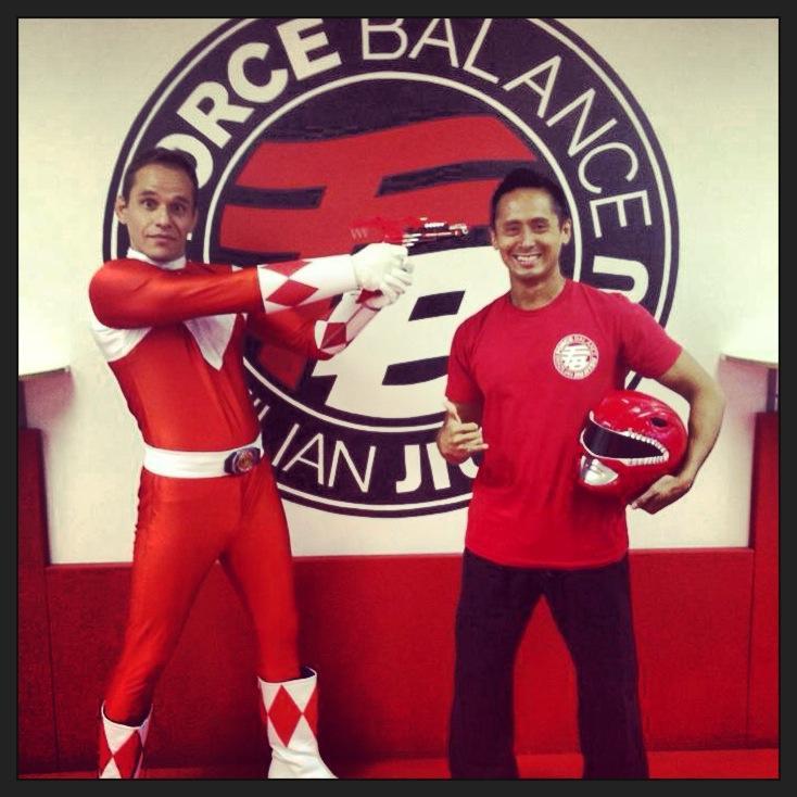 Red Power Ranger & BJJ Black Belt, Steve Cardenas Attacked At His BJJ Academy