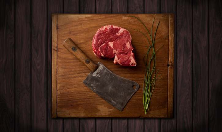 High protein diet – nearly as bad as smoking?