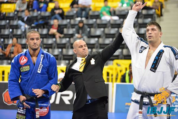 Marcio 'Pe De Pano': 'The Pan Open Weight Final Was awful. They Stalled For 10 Minutes.'