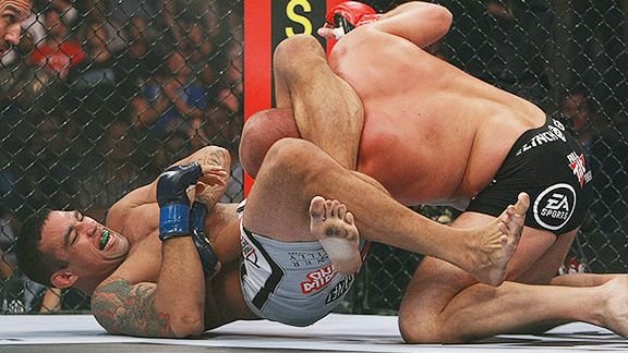 Is Pulling Guard in MMA the Worst or The Best Strategy For A Grappler?