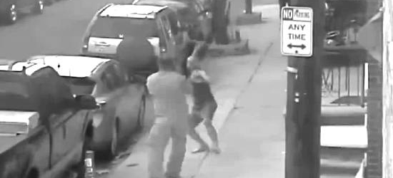 (Video) Man Takes Out Baseball-Bat Wielding Attacker With Perfect Block & Rear Naked Choke