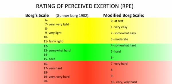 Measuring Intensity In BJJ & Strength Training