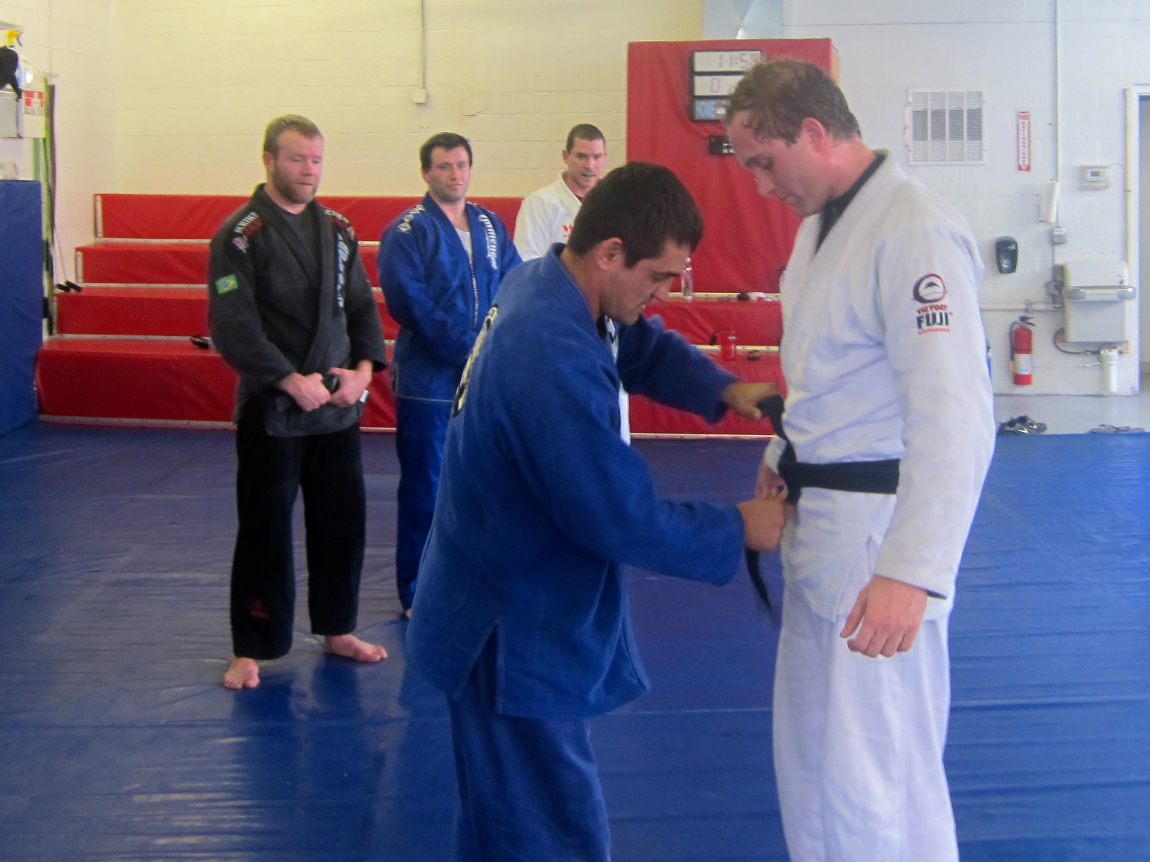 harvard university lecturer becomes first slovenian bjj black belt. Black Bedroom Furniture Sets. Home Design Ideas