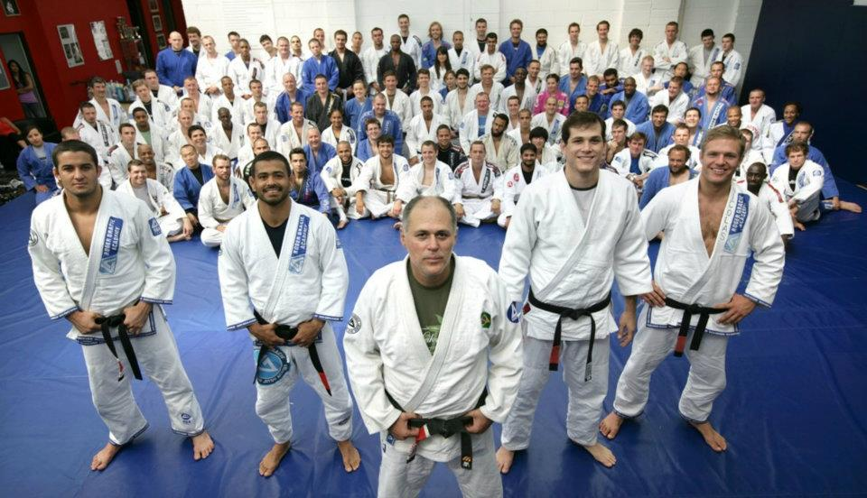 (Video) A Look Inside Roger Gracie Academy London