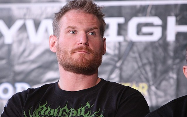Josh Barnett: 'Starting Your Rolls On The Knees is a Waste Of Time'