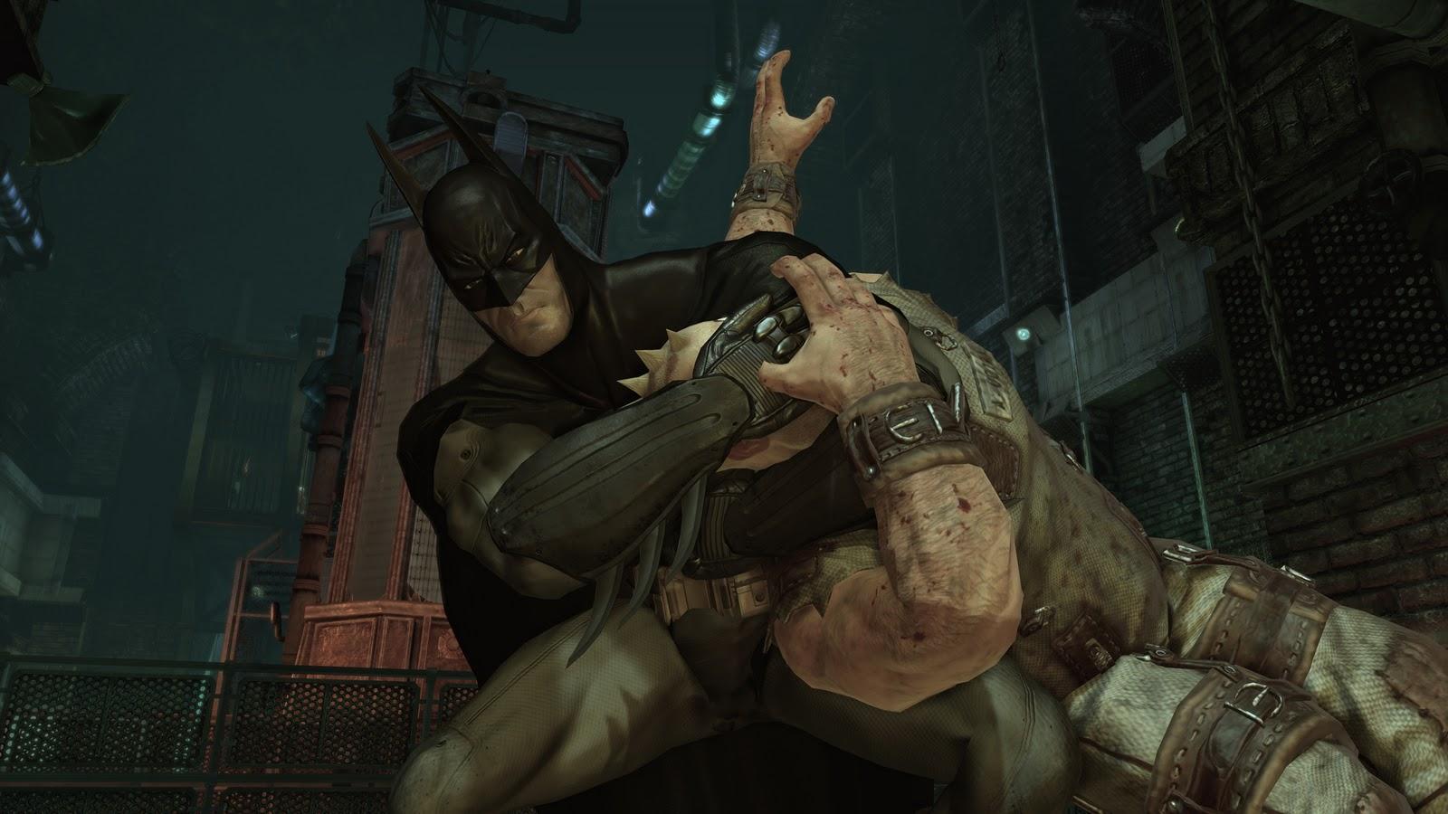 (Video) Batman Doing Jiu-Jitsu: Armbar Then Switches To Kneebar