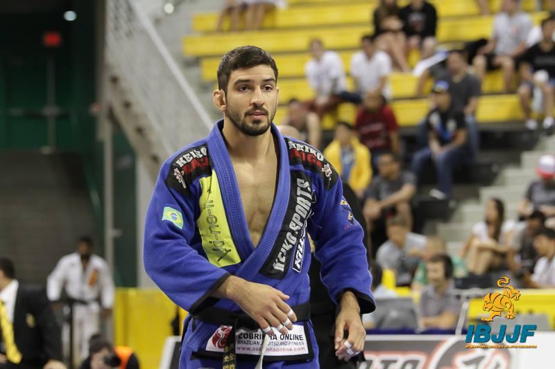 The Lucas Lepri Strategy: How To Build Up A Huge Lead On Points In A Jiu-Jitsu Match