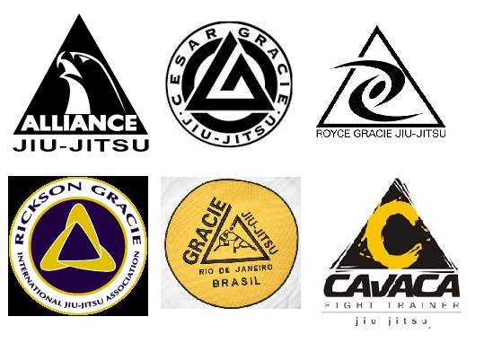 The Origin Of The Triangle As A Symbol Of Jiu-Jitsu