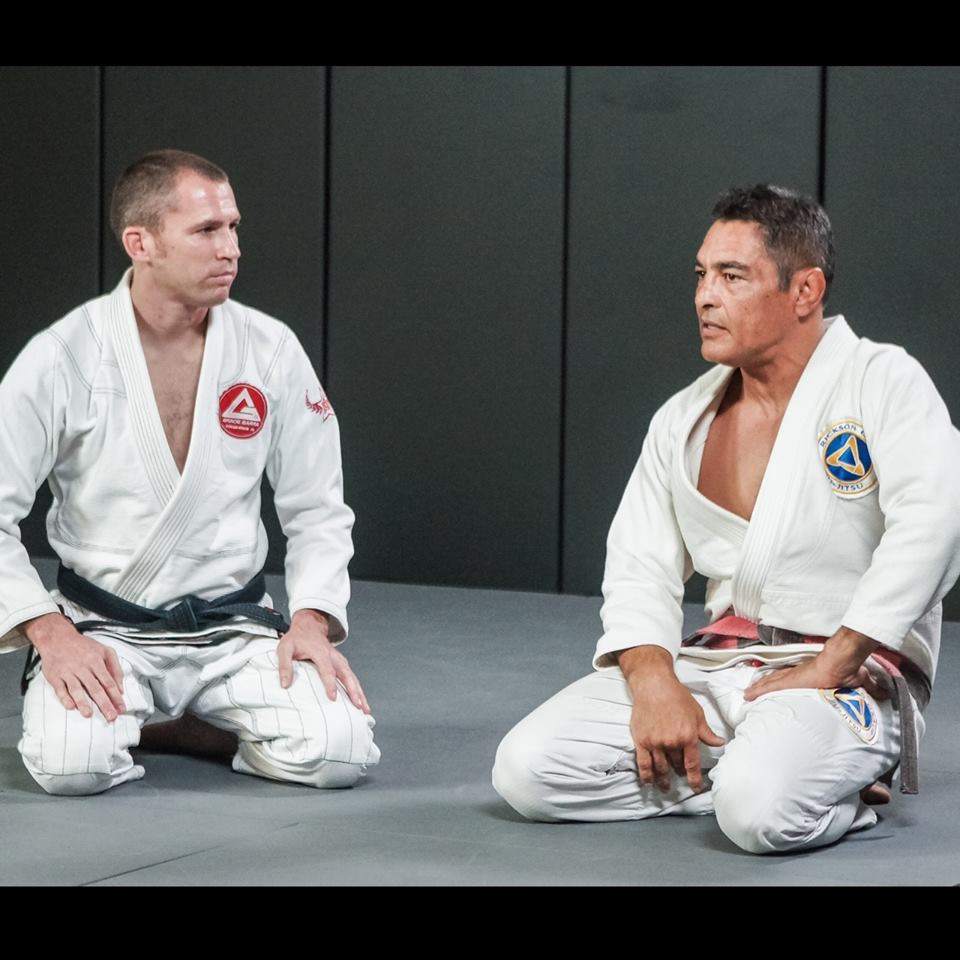 (Video) Rickson Gracie On TV Show Demonstrates Invisible Jiu-Jitsu
