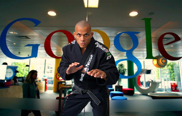 Google Providing Their Employees With Jiu-Jitsu Classes
