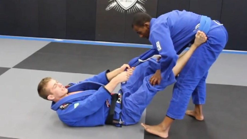 Why The Lapel Guard is the BIGGEST Equalizer in Jiu Jitsu…