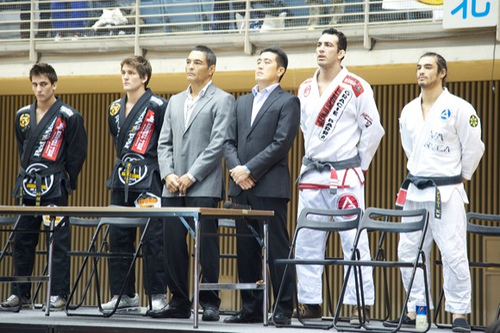 Rickson Cup in Japan