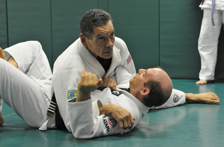"""Internet Poll Results for """"Who is the top """"Self Defense""""/""""Street"""" BJJ teacher?"""""""