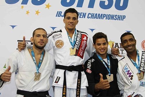 Bruno Frazatto To Face Aj Agazarm at World Jiu-Jitsu Expo