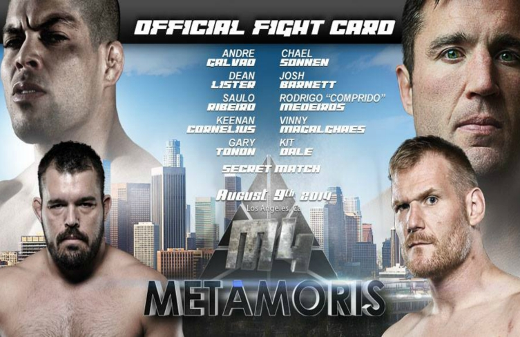 Metamoris 4 Preview & Predictions