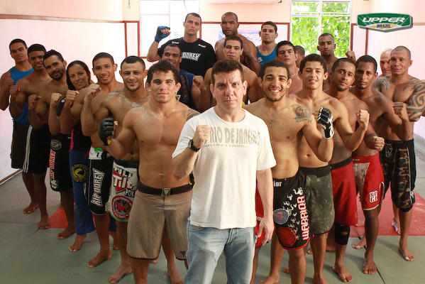Pederneiras: 'Nova Uniao Fighters To Start To Trash Talk More Before Fights'