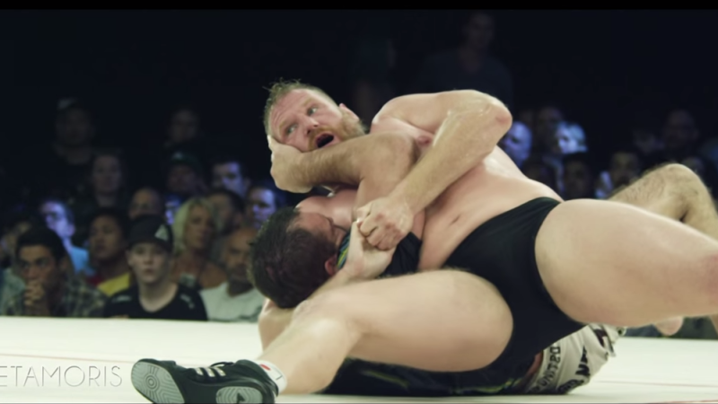 Josh Barnett: 'Jiu-Jitsu Is With The Gi, Without a Gi, It's Whatever Else. For No Gi, Catch Wrestling Is The Way To Go'