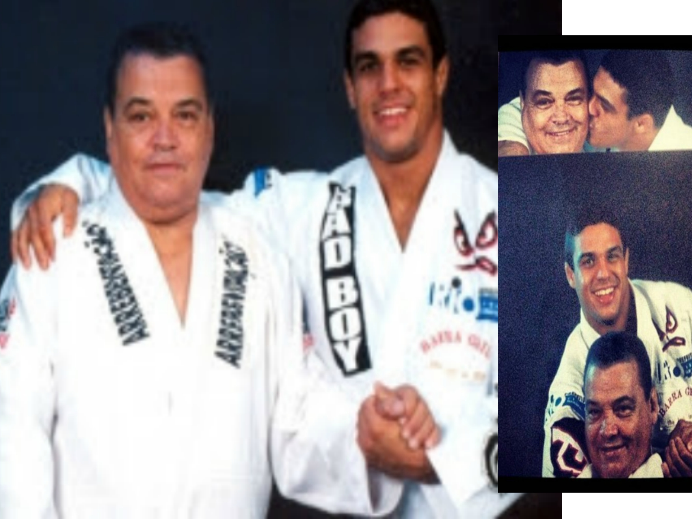 Vitor Belfort: 'When Carlson Promoted Me To Black Belt at 17, Everyone Criticized Him'