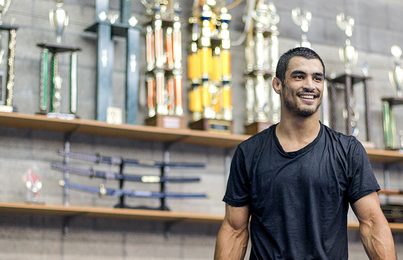 Kron Gracie: 'The Berimbolo is Sh*t. It's Just For Scoring Points'