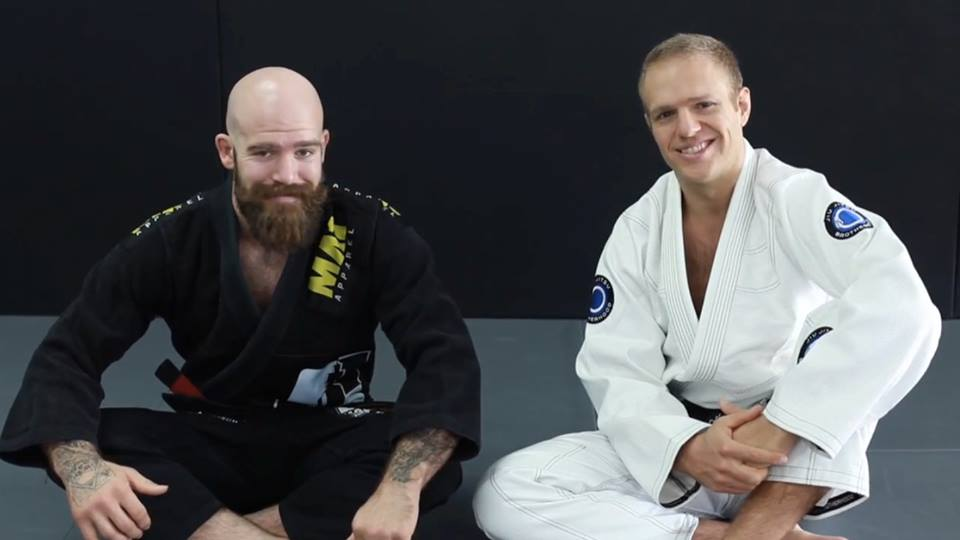 'Beyond Technique': Or How To Learn Jiu-Jitsu More Effectively By Nic Gregoriades & Kit Dale
