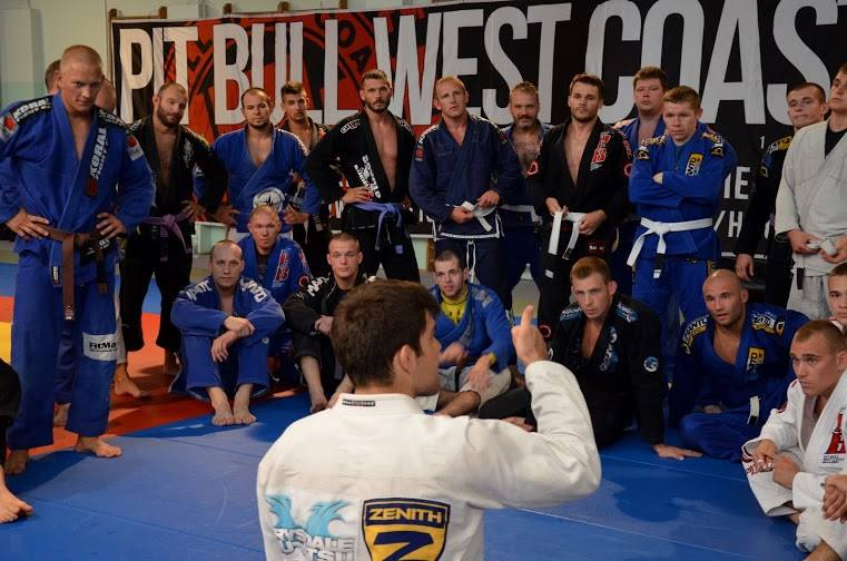 (Video) Best Moments of Zenith BJJ Summer Camp w/ Robert Drysdale in Poland 2014