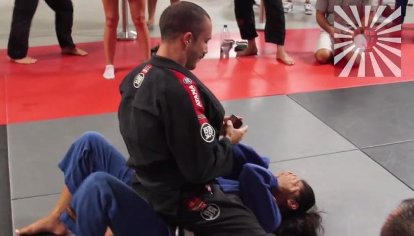(Video) BJJ Black Belt Wedding Proposal During Class