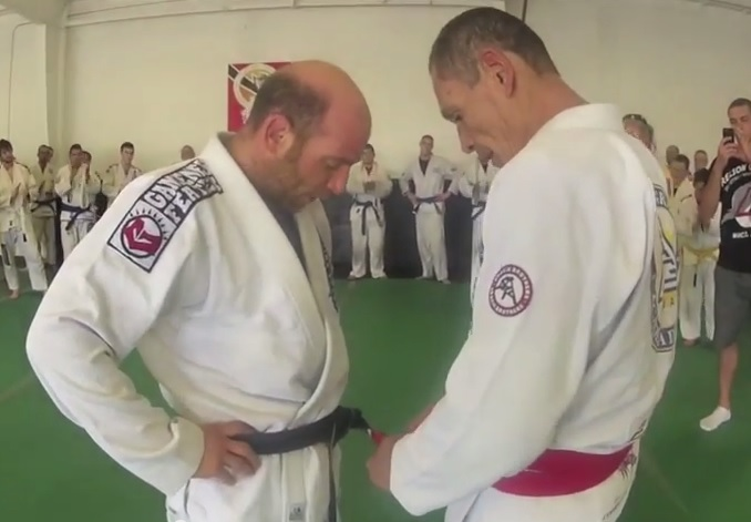 (Video) Relson Gracie's Reality TV Show: Pilot Episode