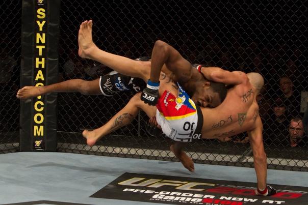 4 Best Opportunities to Score a Takedown in MMA