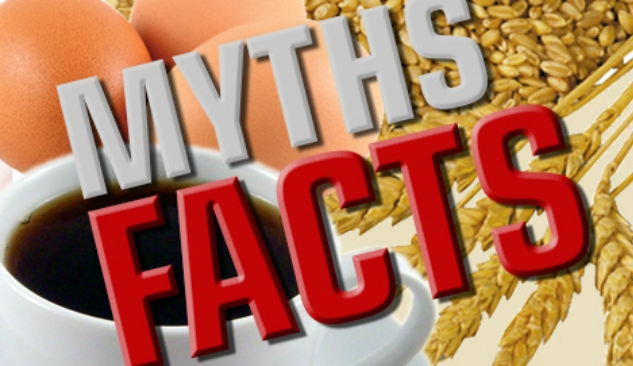 Mainstream Nutrition Myths Spread by the Media