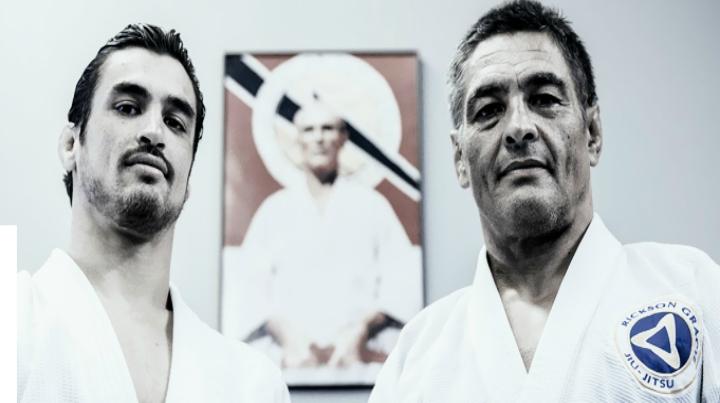Kron Gracie On The Last Time He Rolled w/ His Dad Rickson Gracie in Jiu-jitsu