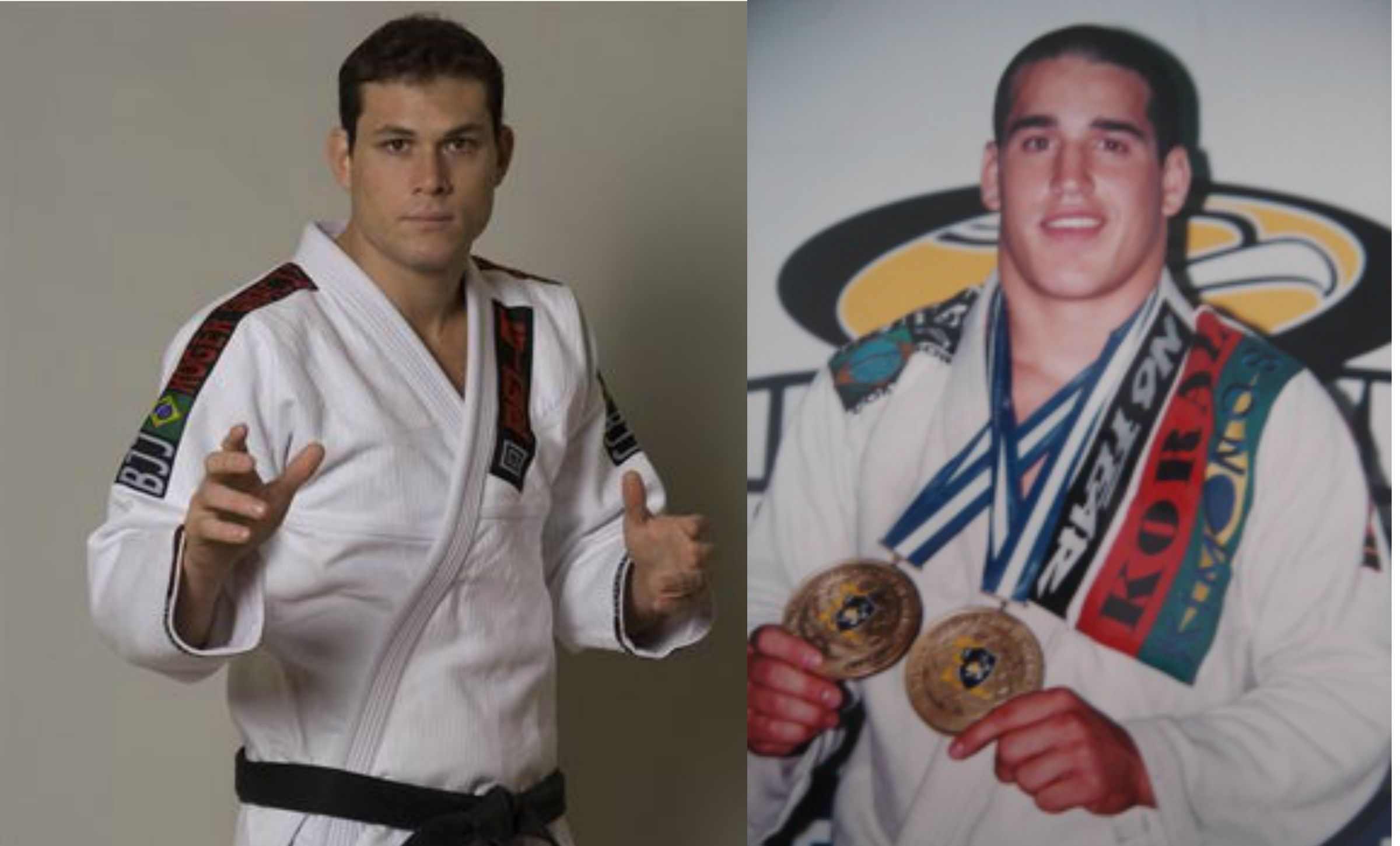 Watch Roger Gracie vs Fernando 'Margarida', One of the Best Matches of All Time