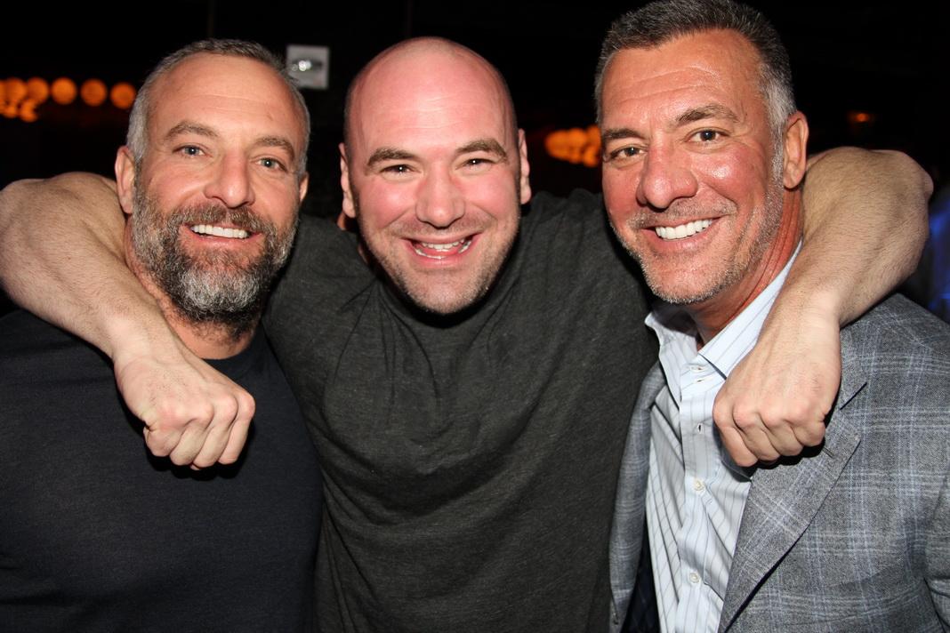 Ufc Owners Fertitta Bros Face Each Other In Jiu Jitsu