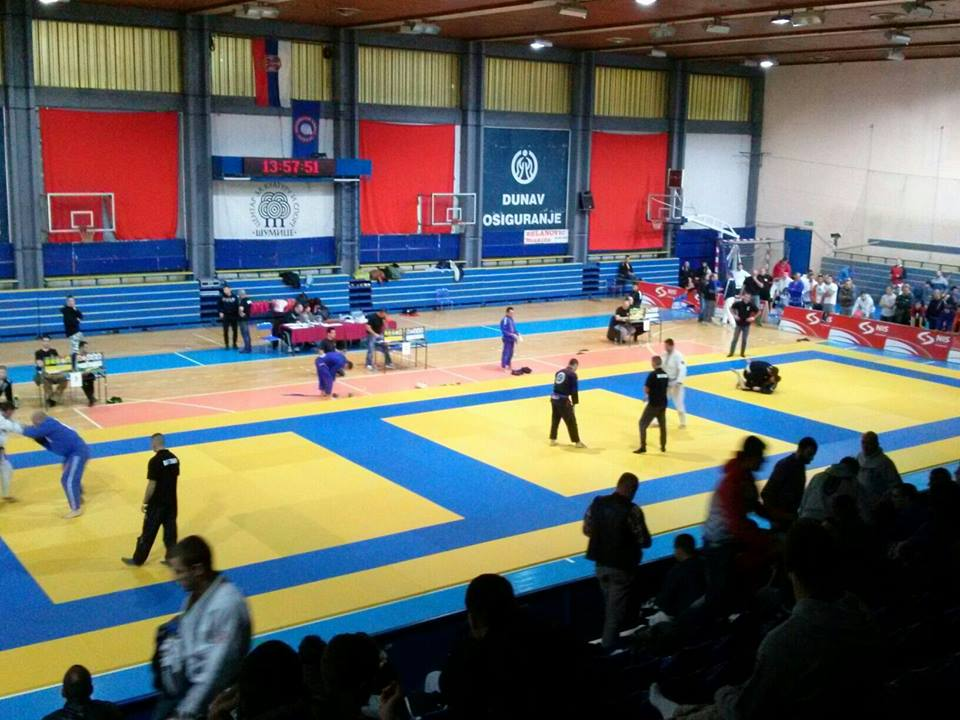 2014 Serbian Open Results & Pictures