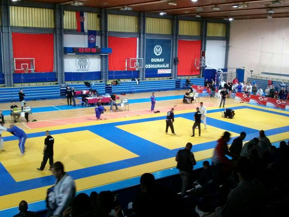 Serbian Open BJJ championship 2015, Belgrade, Serbia 31/10/15
