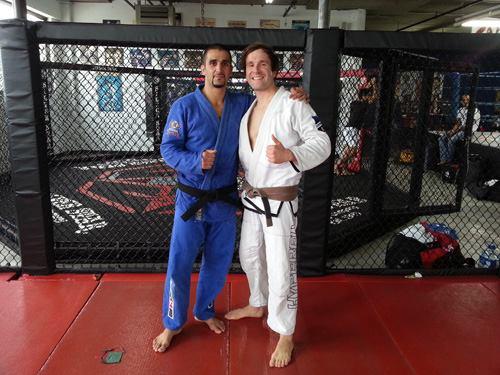 GSP Coach Firas Zahabi: 'Wrestlers are Learning Jiu-Jitsu but Jiu-Jitsu Guys are Not So Open Minded to Wrestling'