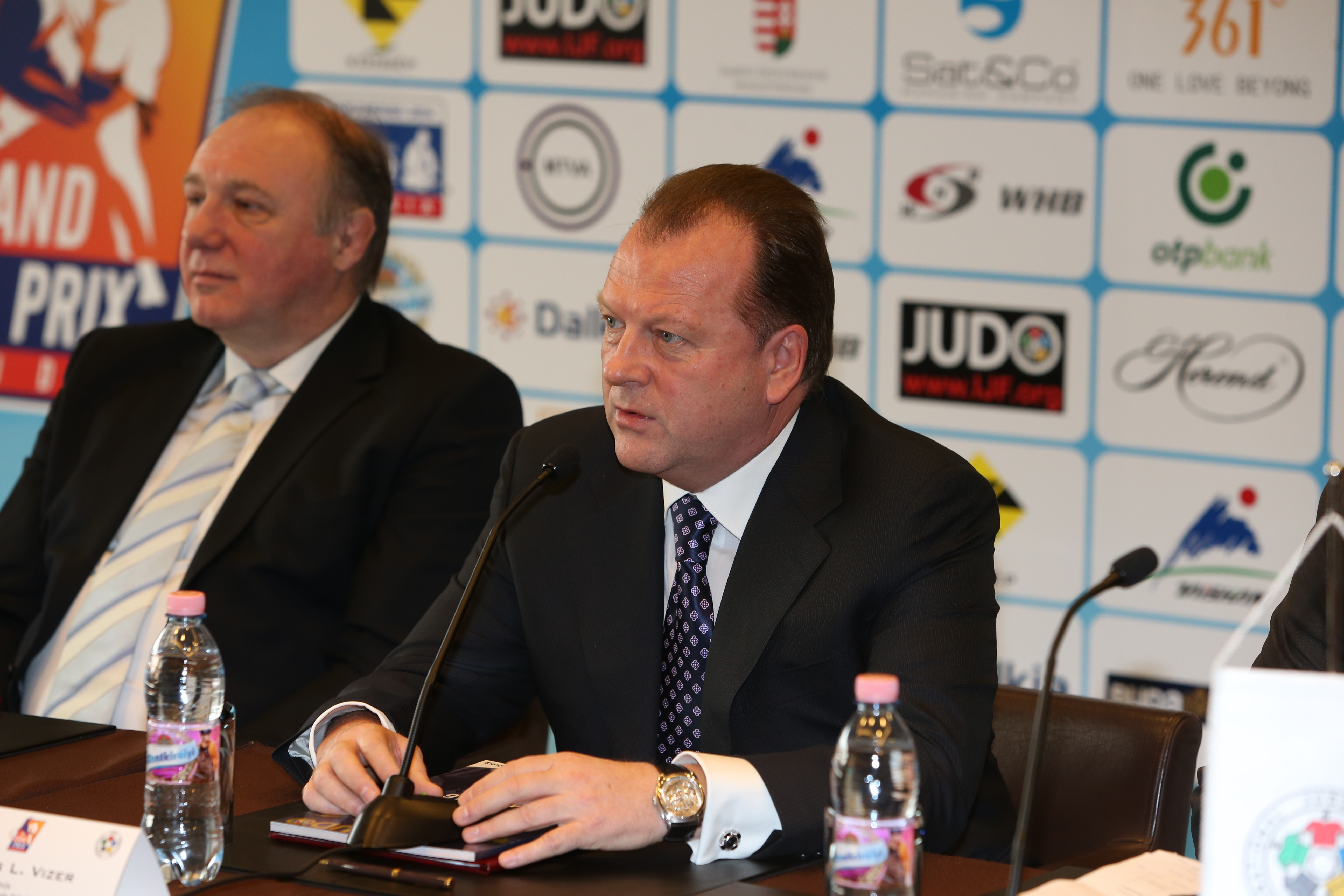 IJF President Statement: 'The Migration of Judokas To Other Sports Will Spiritually Contaminate Judo'