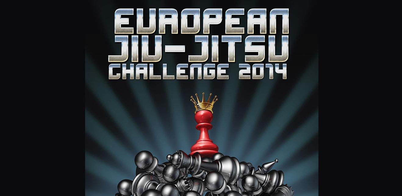European Jiu-Jitsu Challenge: 25 tickets to 2015 European BJJ Championship