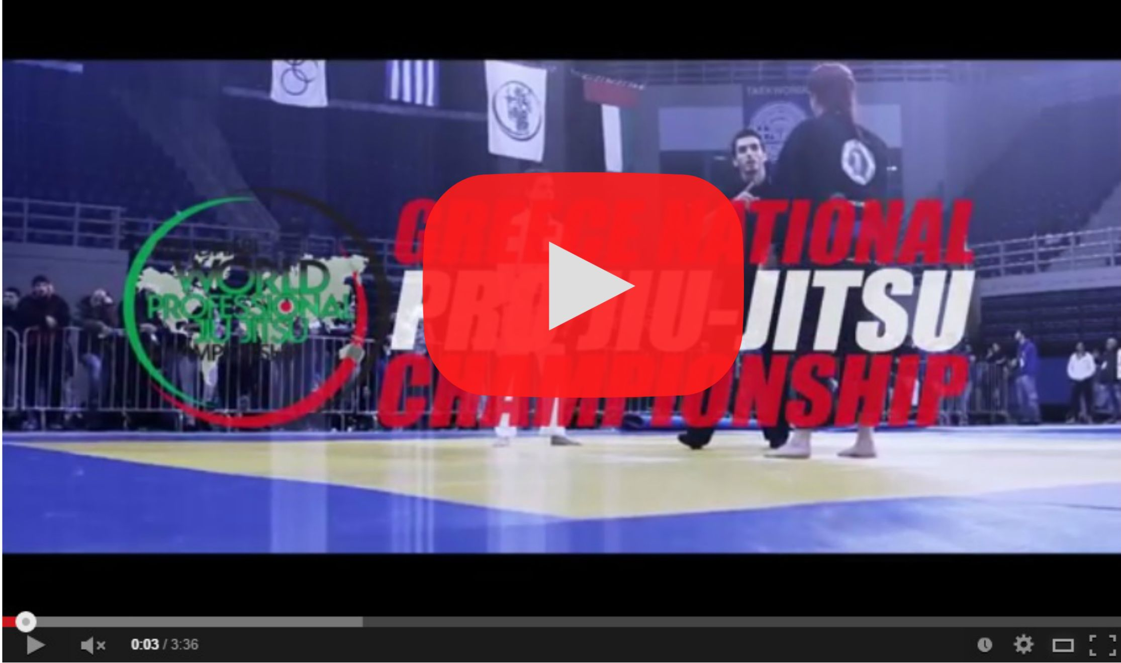 Greece National Pro Jiu-Jitsu Championship Highlights & Results