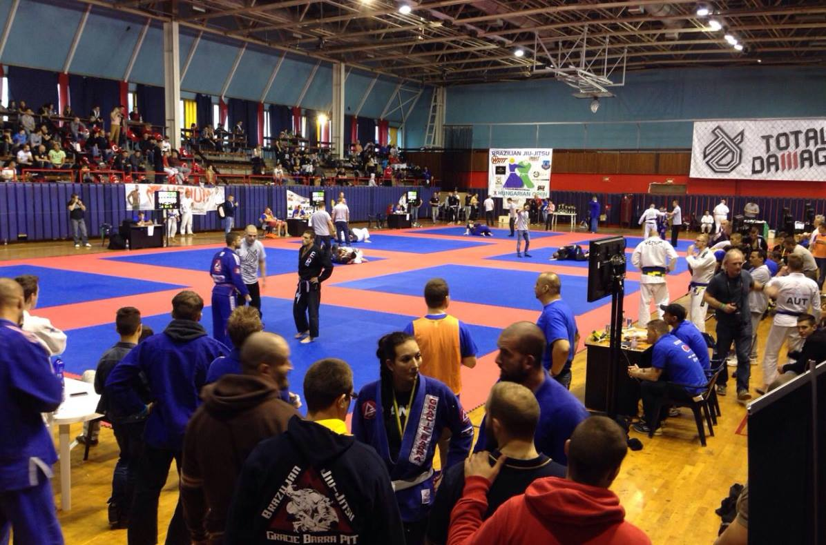 2014 Hungarian BJJ Open Results