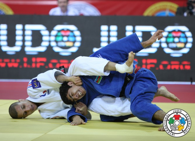 Judo Federation Counters Migration to MMA by Creating MJA: 'Mixed JuJitsu Arts'