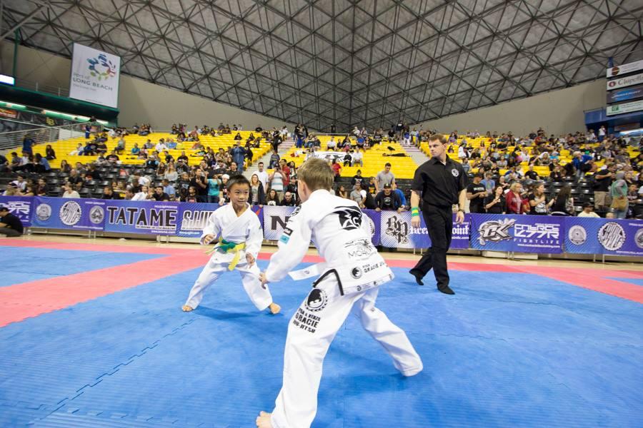 Tournament Report: SJJIF Worlds, Largest Kids BJJ Event in the World